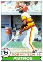 Bob Watson Astros