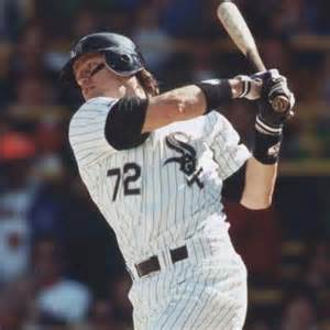 Fisk as a white sox