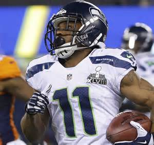 Harvin the Seahawk