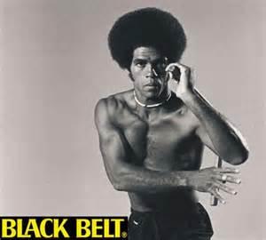 Jim Kelly black belt