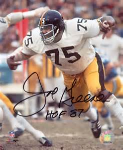 Joe Greene Hall of Fame