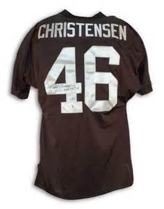 Christensen jersey