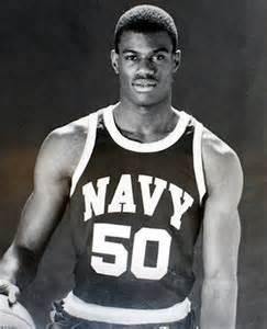 David Robinson Navy