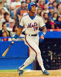Darryl Strawberry New York Mets
