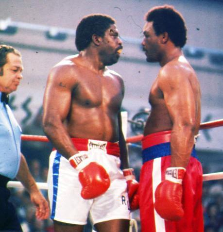 Image result for george foreman vs ron lyle
